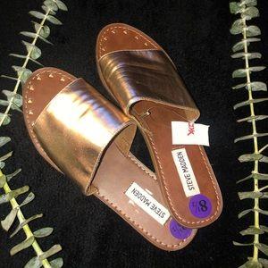 NET Steve Madden Slip On Sandals